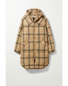 Rut Puffer Jacket Beige