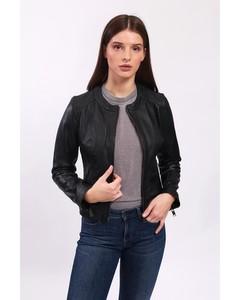 Leather Jacket Beline