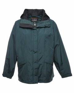 L.l. Bean Nylon Jacket