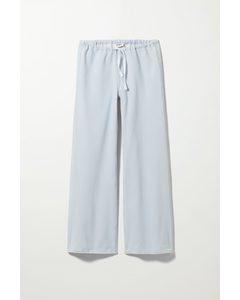 Breeze Denim Trousers Light Blue
