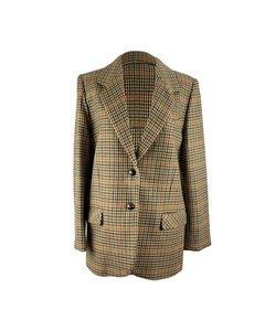 The Haus Of Braur Vintage Cashmere Blazer Jacket Size 10 Uk
