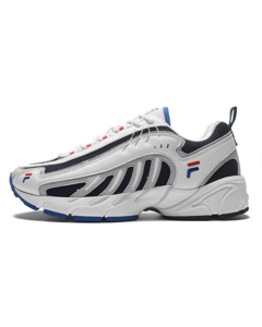 Adl99 Low Wmn White / Fila Navy