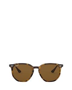 Rb4306 Havana Zonnenbrillen
