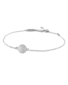 Penche Ss Crystal Silver