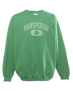 Gildan Mansperger Printed Sweatshirt