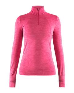 Fuseknit Comfort Zip W - Fantasy-pink-l