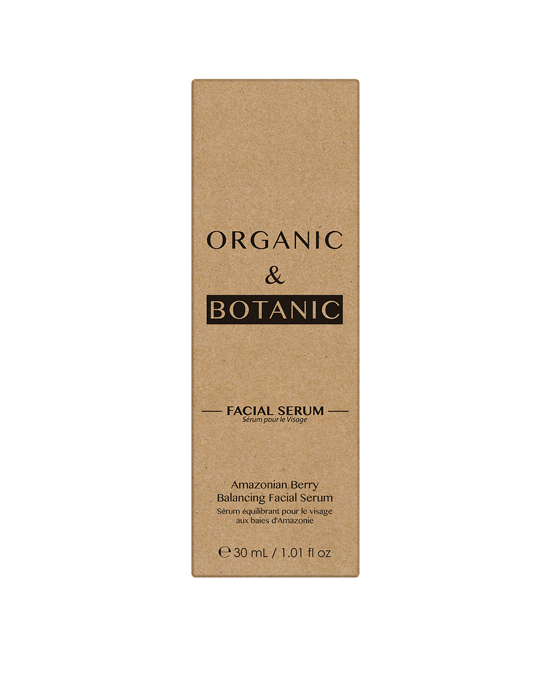 Dr Botanicals Amazonian Berry Balancing Facial Serum