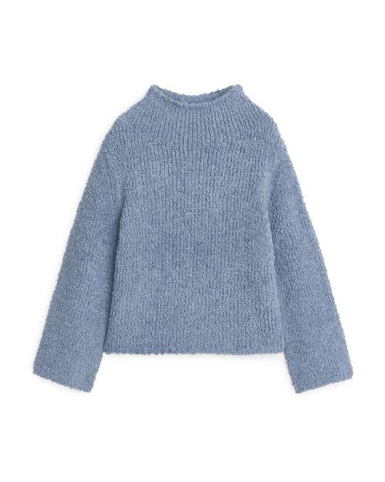 Arket Sweater Blue