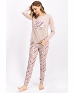 Hedgehog Pajama Set