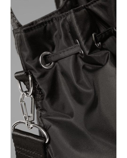 Weekday Aimie Bucket Bag Black