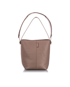 Mulberry Small Kite Leather Satchel Brown
