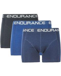 Burke M Boxer Shorts - 3 Pack Multi Color