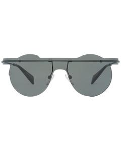 Yohji Yamamoto Mint Unisex Black Sunglasses Yy7027 13002 137-142 Mm