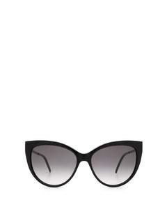 Sl M48s_a Black Solglasögon