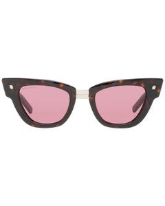 Dsquared2 Mint Unisex Brown Sunglasses Dq0331 5052s 50-22-155 Mm