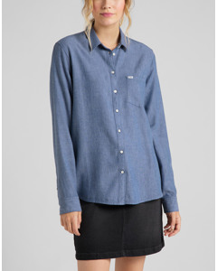One Pocket Shirt Lavender Dusk