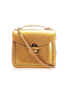 Louis Vuitton Vernis Miranda Gold