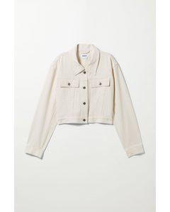 Jupiter Linen Jacket Off-white