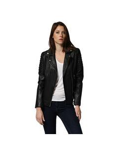 Leather Jacket Melusine