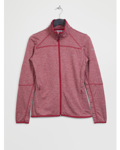 Baker Valley™ Full Zip Fleece E Red Orchid
