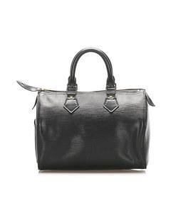 Louis Vuitton Epi Speedy 30 Black