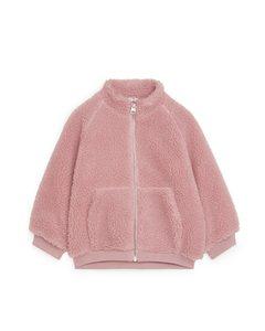 Pile Jacket Pink
