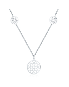 Paros Necklace S Silver