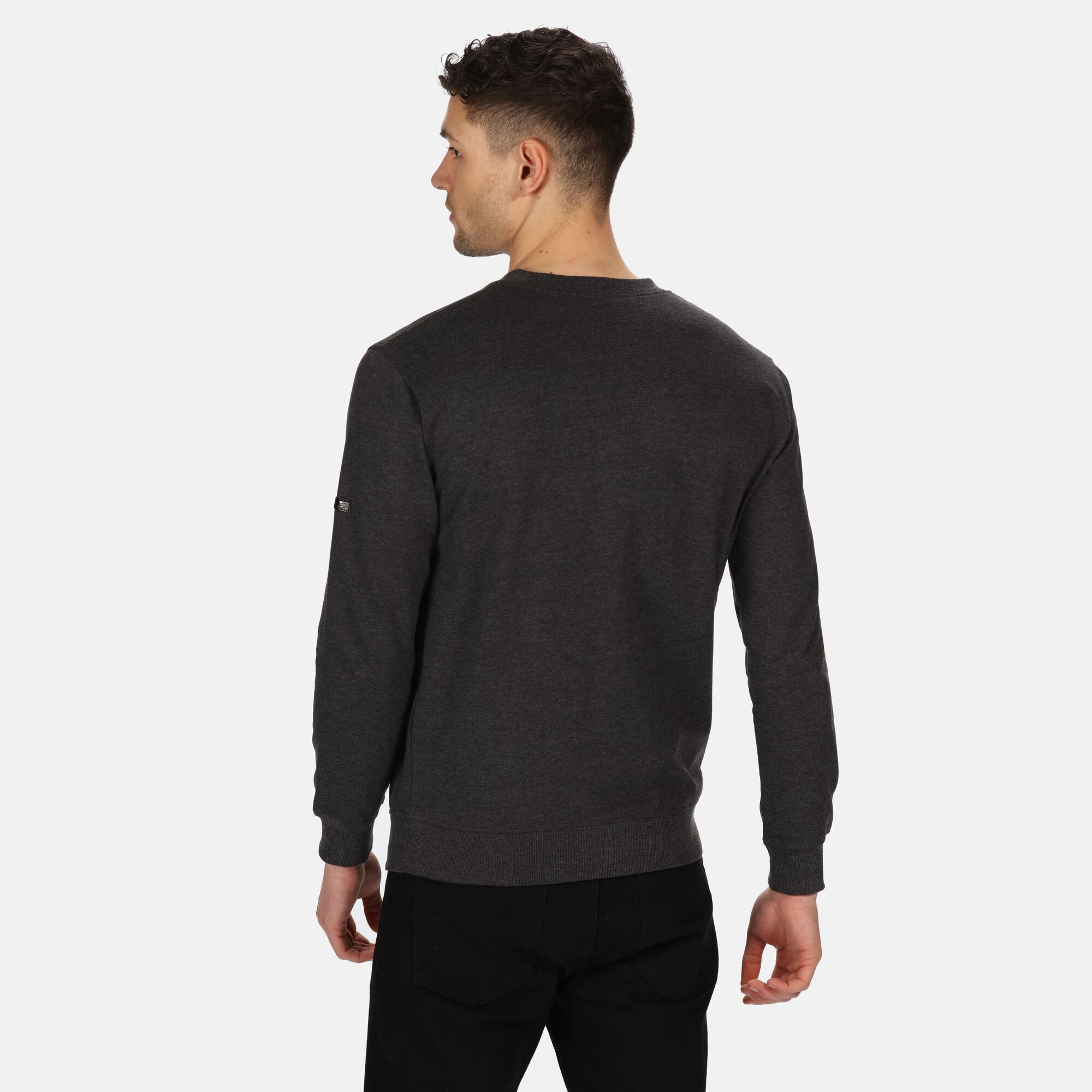 Regatta Payson Mens Fleece Sweatshirt