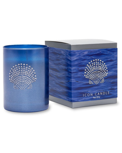 Primal Elements Icon Candle Seashell
