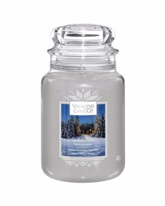 Yankee Candle Classic Large Candlelit Cabin 623g