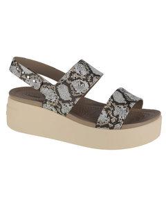 Crocs > Crocs Brooklyn Low Wedge 206453-93T