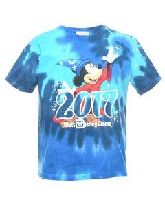Disney Mickey Mouse Cartoon T-shirt