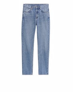 REGULAR Stretch-Jeans Blau