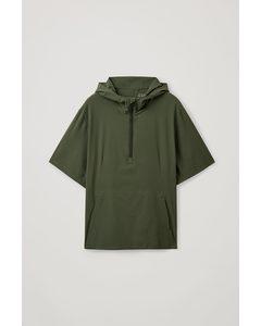 Pullover Jacket Dark Green