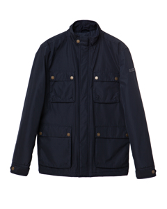 Hayden Jacket Deep Marine Blue