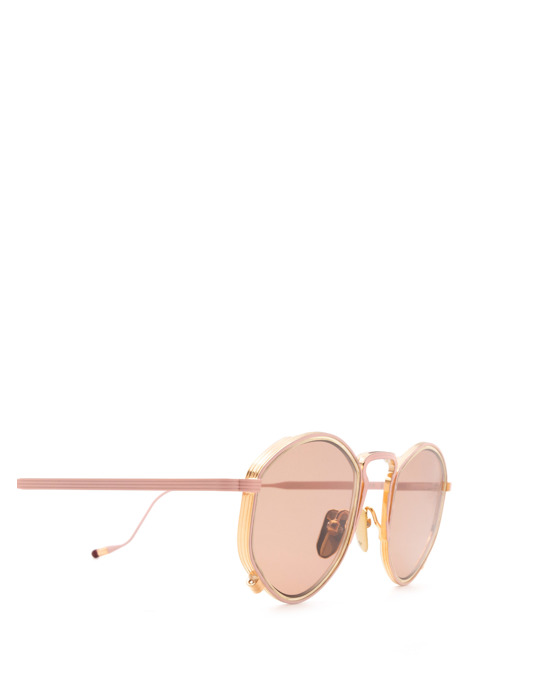 Jacques Marie Mage Aragon Amaranth / Light Pink Sunglasses