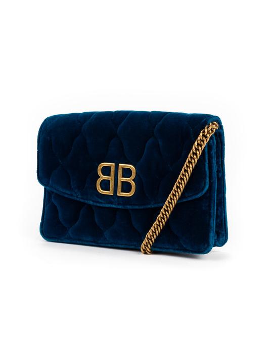 Balenciaga Bb Round Bag
