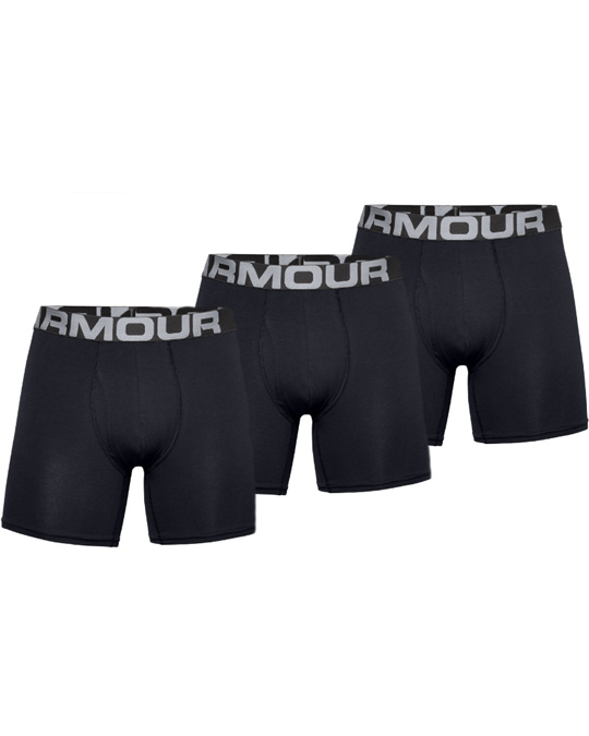 Under Armour Under Armour > Under Armour Charged Cotton 6IN 3 Pack 1363617-001