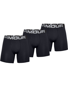 Under Armour > Under Armour Charged Cotton 6IN 3 Pack 1363617-001
