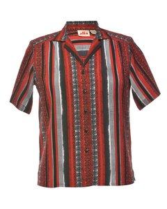 Petites Striped Shirt