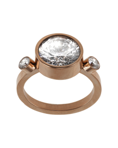 June Ring Rose Gold