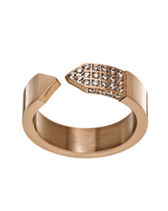 Mountain Ring Rose Gold