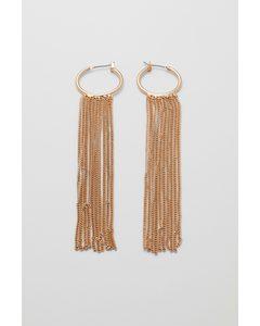 Pim Hoop Earrings Gold