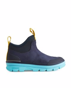 Tretorn Lunar Hybrid Boots Dark Blue
