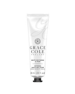 Grace Cole White Nectarine & Pear Hand & Nail Cream 30ml