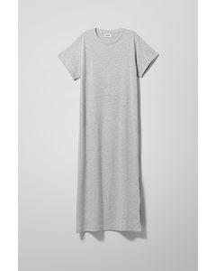 Stroke Dress Grey