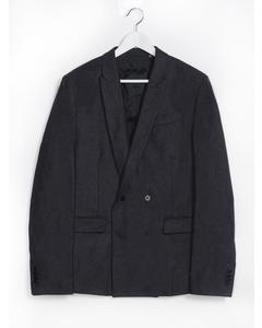 Blazer 30 Grey Melange Flannel