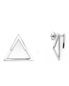 Ohrschmuck Triangle