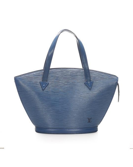 Louis Vuitton Louis Vuitton Epi Saint Jacques Pm Short Strap Blue