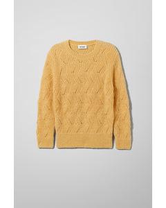 Mara Sweater Yellow